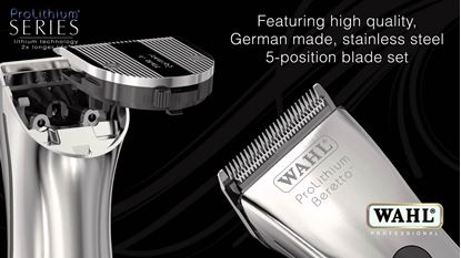 Picture of Wahl Beret Cord/Cordless Trimmer