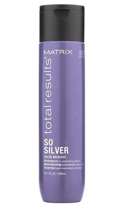 Picture of Matrix Total Results So Silver - Assorted Sizes