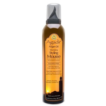 Picture of Agadir Argan Oil Styling Mousse 252ml