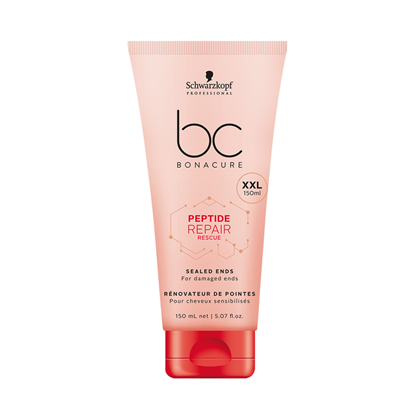 Picture of Schwarzkopfl BC Peptide Repair Rescue Sealed Ends 150ml