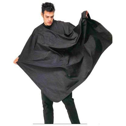 Picture of Wahl Haircutting Cape Black