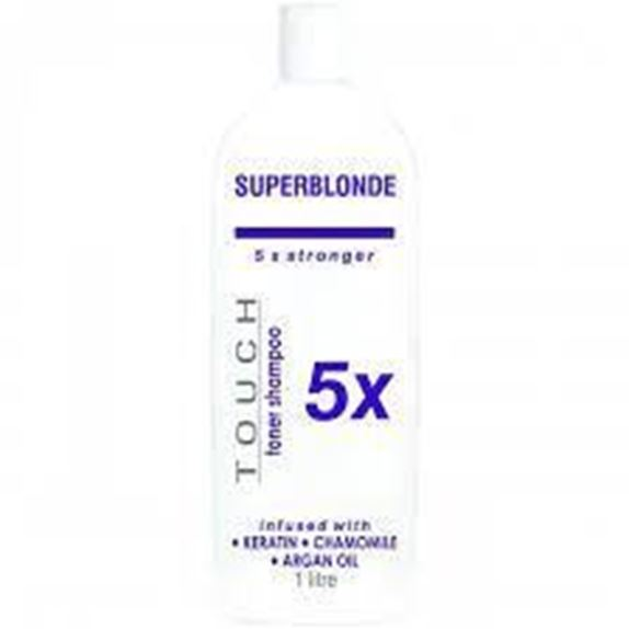 Picture of Touch SuperBlonde 5X 1L